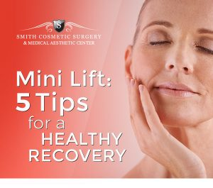5 tips for recovering after a face lift